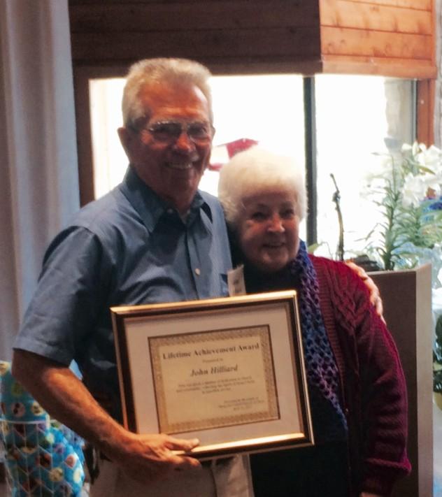 John and Nancy Hilliard