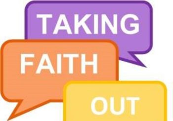 Taking Faith Out – 3-5 pm: Barriques, 5957 McKee Rd, Fitchburg
