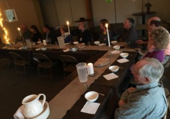 Dinner Church (Maundy Thursday) – April 18 – 6:30 p.m.