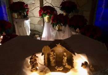 Christmas Eve – Candles, Carols and Communion – 7:00 p.m.