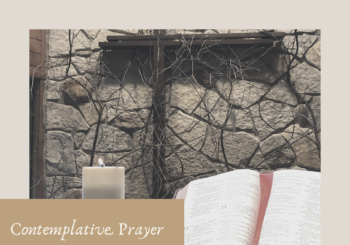 Contemplative Prayer: Via Zoom!